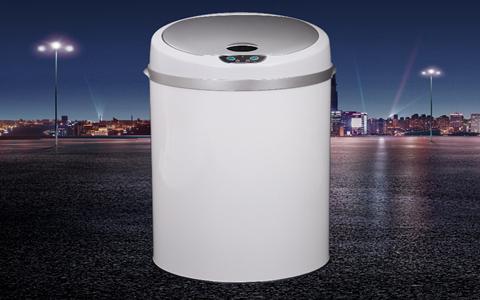 智能电子感应式垃圾桶模具